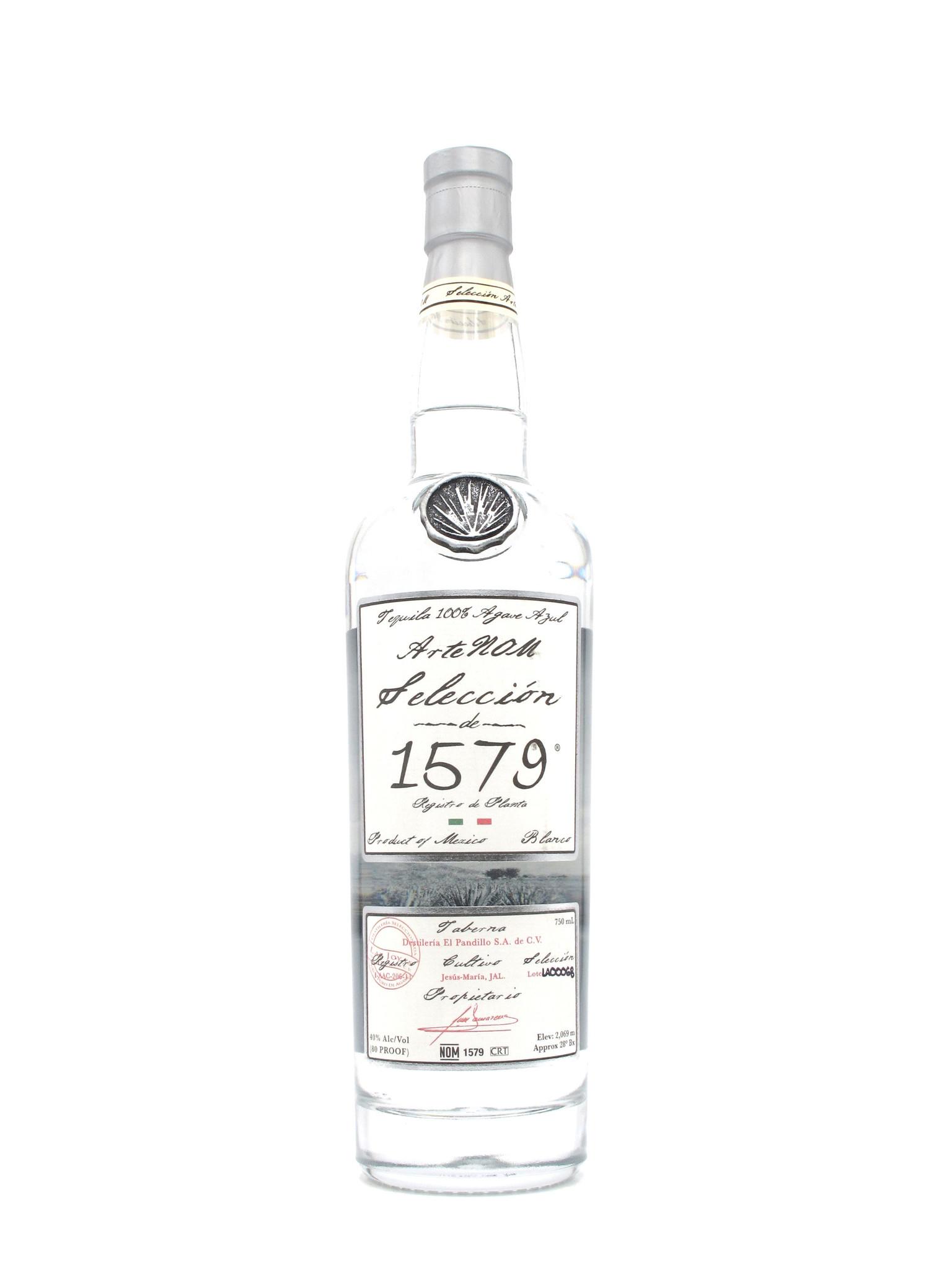 ArteNOM ArteNOM '1579' Tequila Blanco 750ml