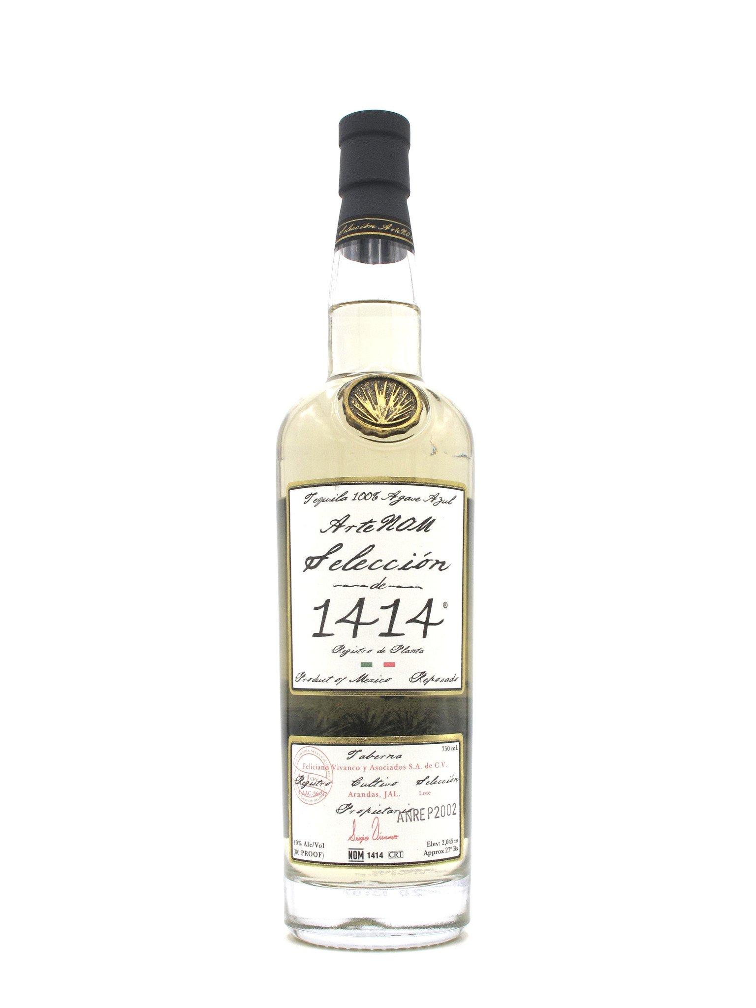 Artnom ArteNOM '1414' Tequila Reposado 750ml