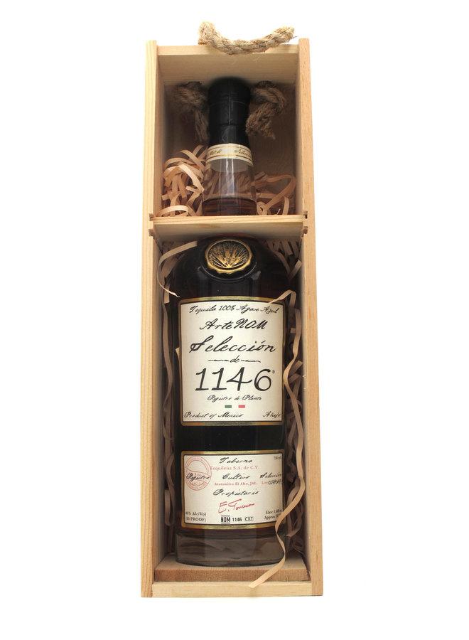 ArteNOM '1146' Tequila Anejo 750ml