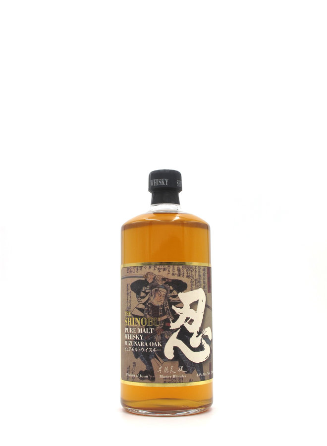 The Shinobu Pure Malt Whisky 750ml