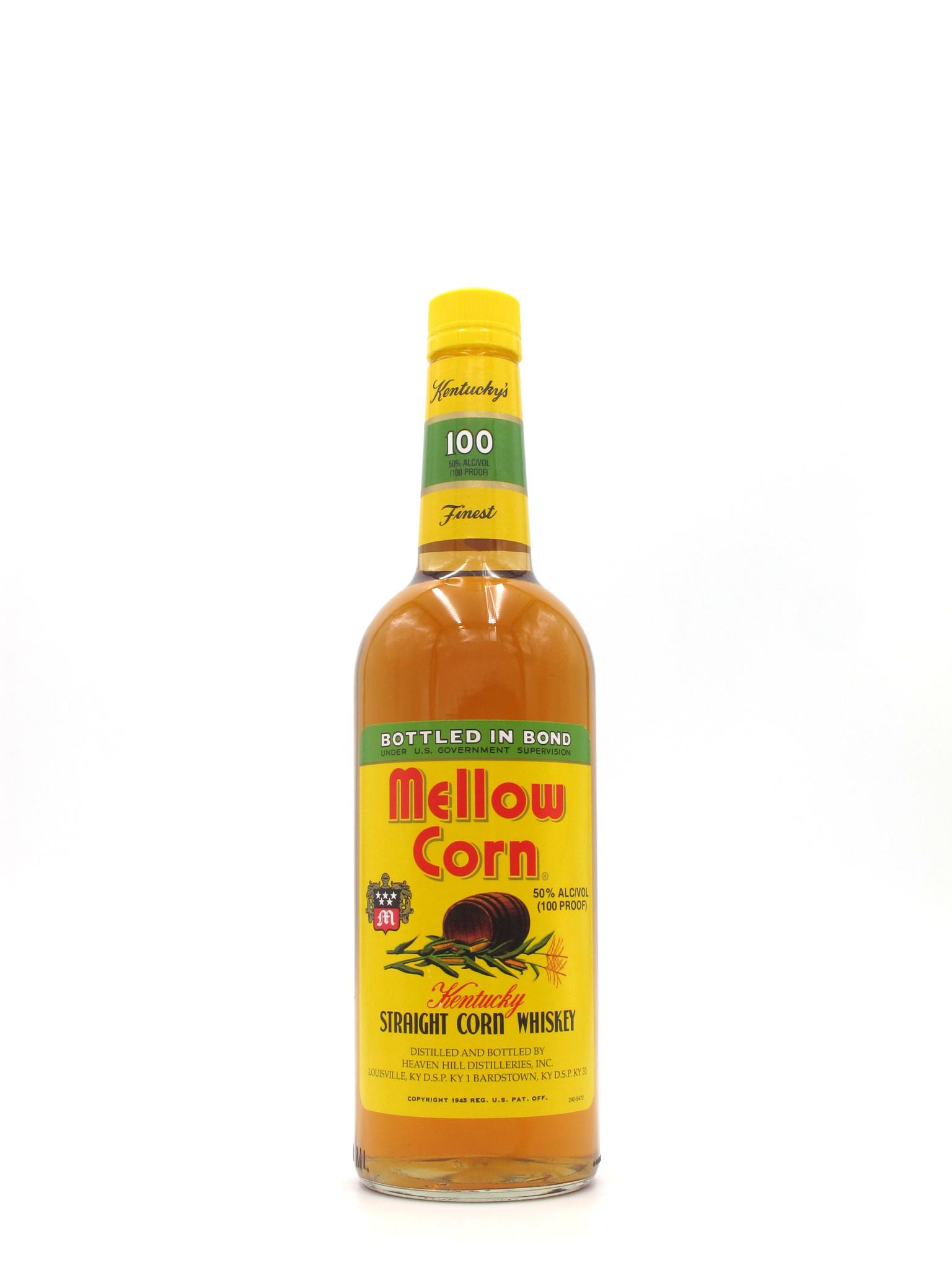 Mellow Corn Mellow Corn Straight Corn Whiskey 750ml