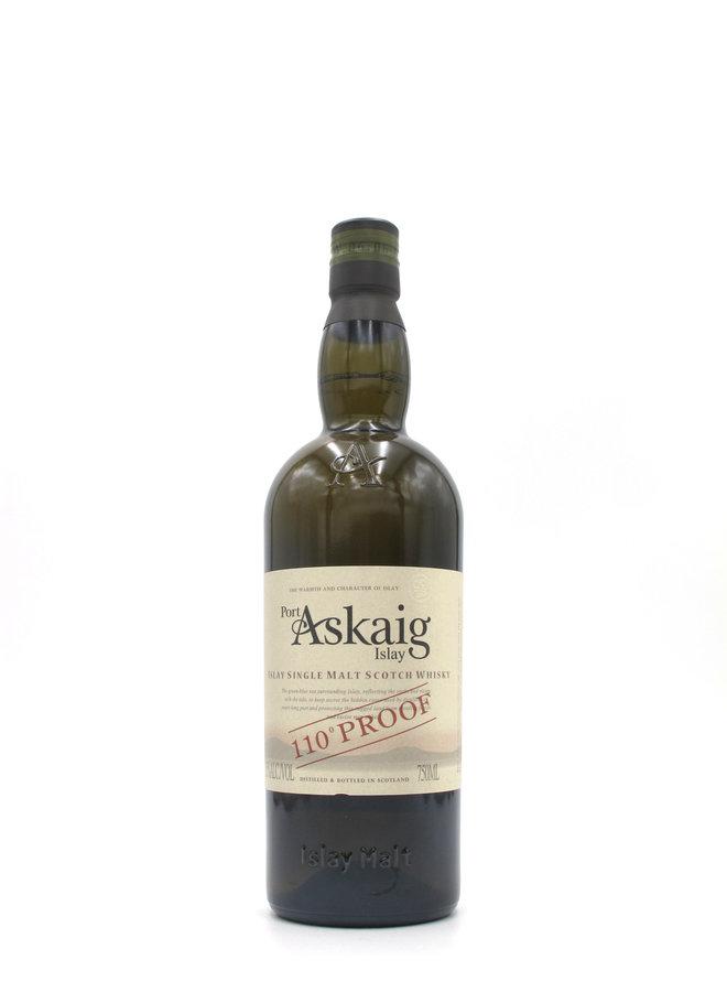 Port Askaig Single Malt Islay 110 Proof 750ml