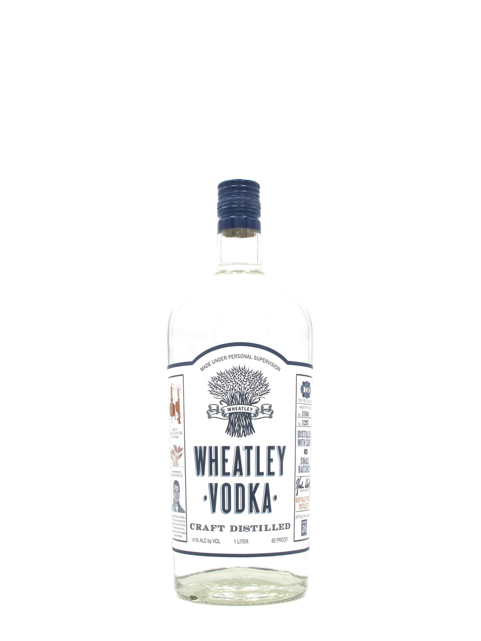 Buffalo Trace Distillery Wheatley Vodka 1L