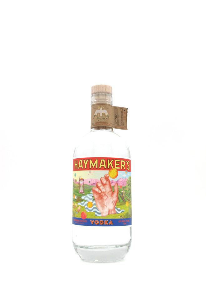Ventura Spirits Haymaker's Vodka 750mL