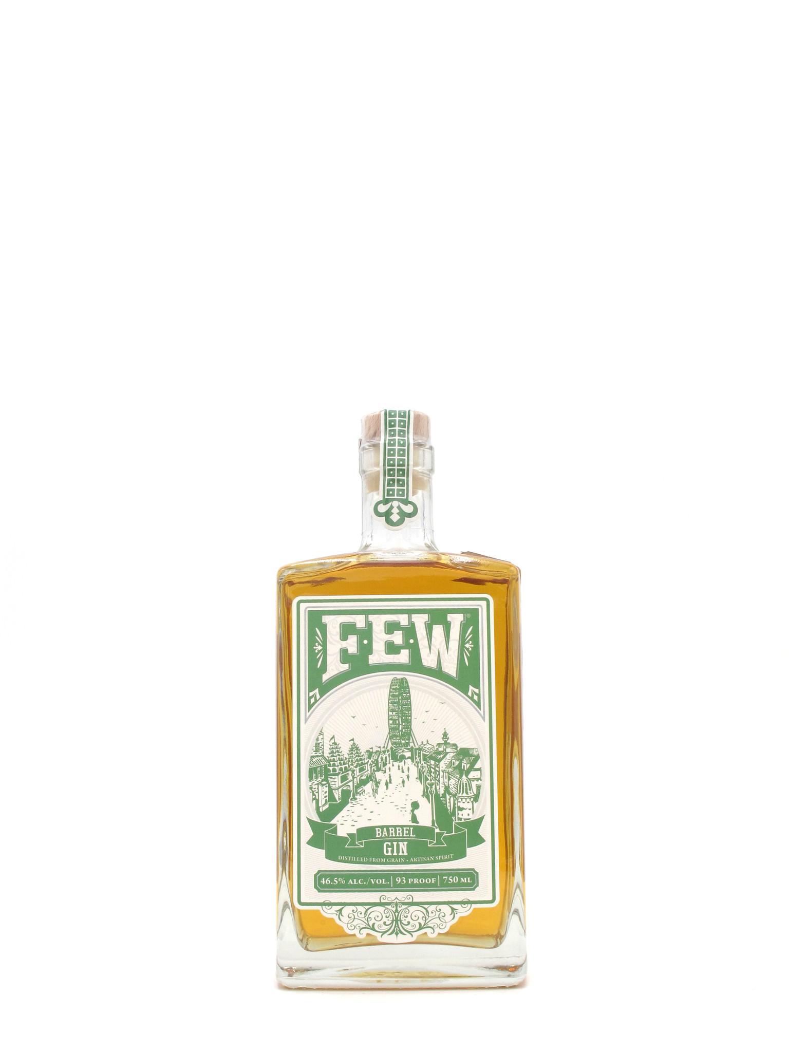 FEW FEW Barrel Gin 750mL