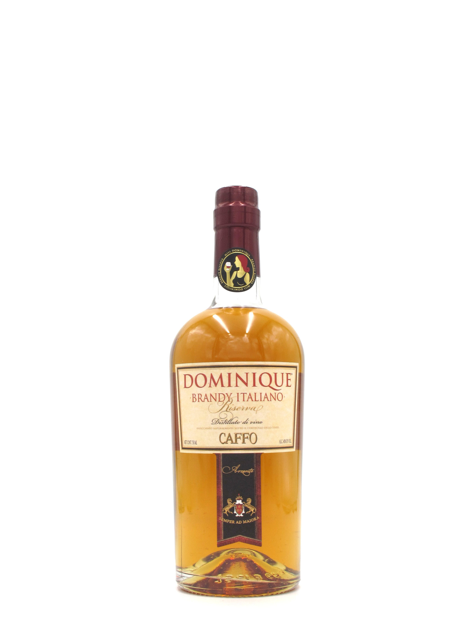 Caffo Caffo Brandy Domenique 750ml