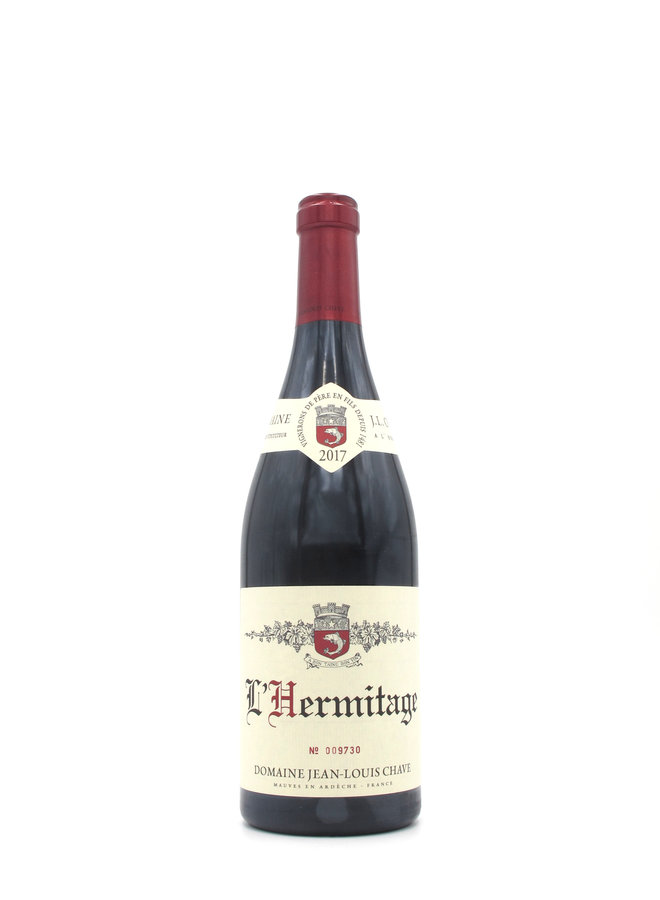 2017 J.L. Chave Hermitage Rouge 750mL