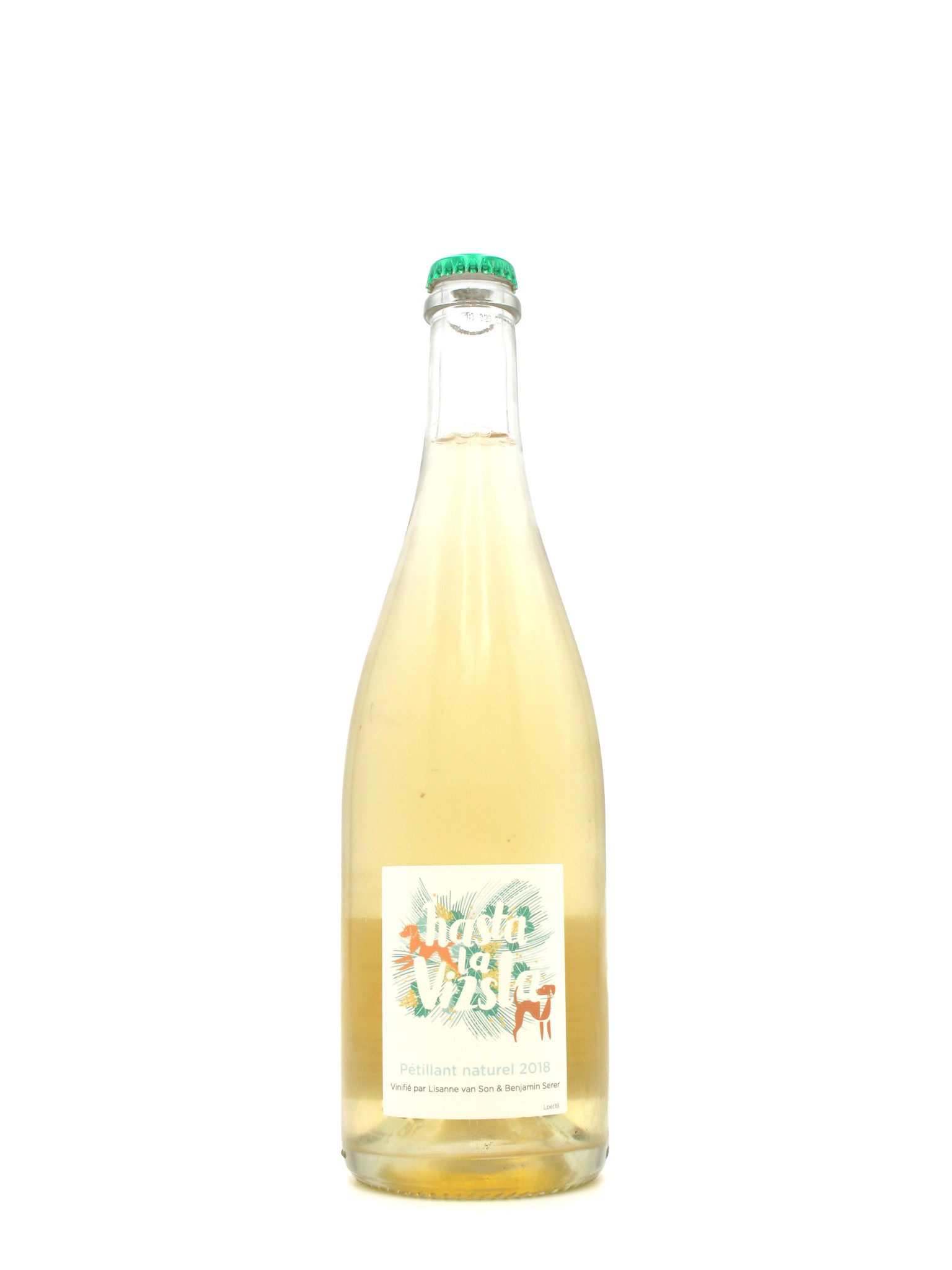 Sonser Sonser 'Hasta La Vizsla' Petillant Naturel 2018 750ml