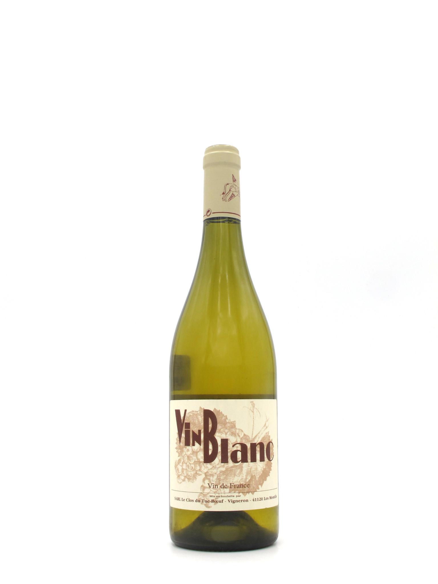 Le Clos du Tue-Bouef 2019 Clos du Tue-Boeuf 'Vin Blanc' 750ml