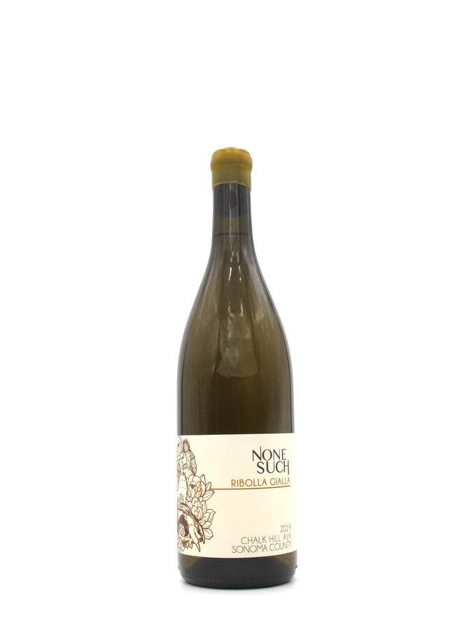 2019 None Such Wines Ribolla Gialla 750ml