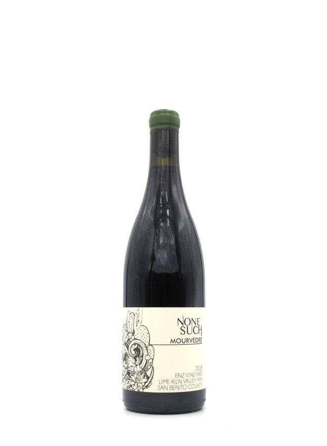 2018 None Such Wines Enz Vineyard Mourvedre 750ml