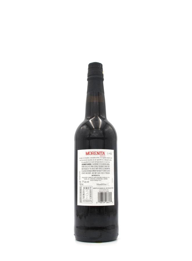 Emilio Hidalgo Morenita Cream Sherry 750ml