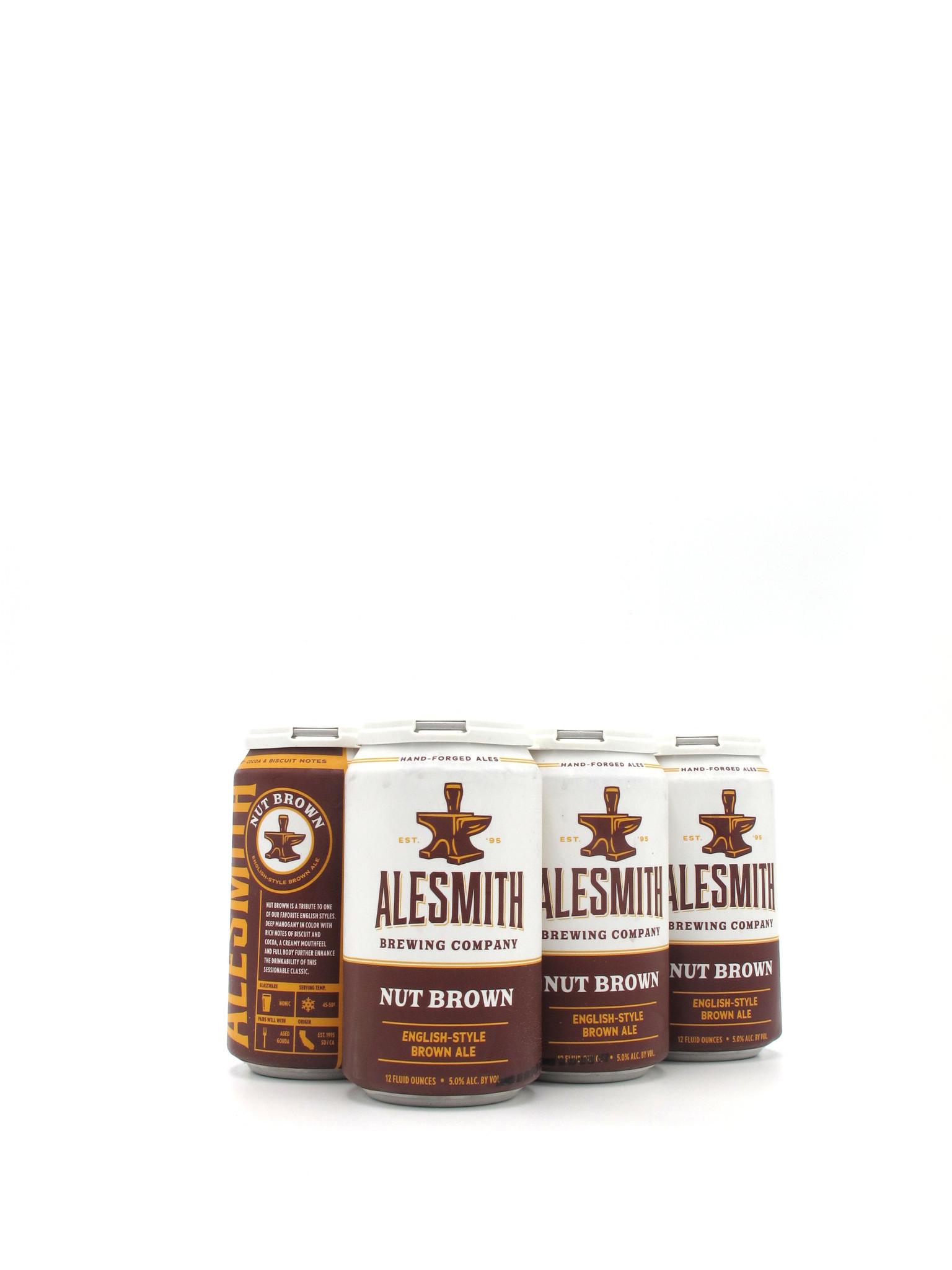 AleSmith Brewing Company AleSmith Brewing Co. Nut Brown English Ale 12oz 6pk