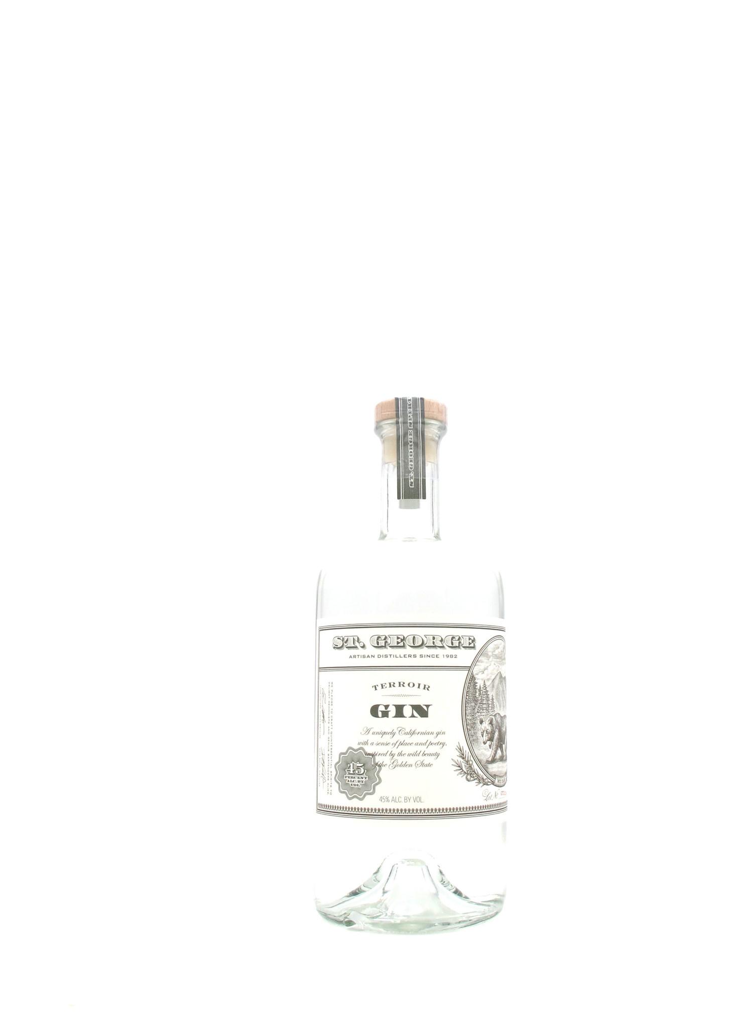 St. George Spirits St. George Terroir Gin 750mL