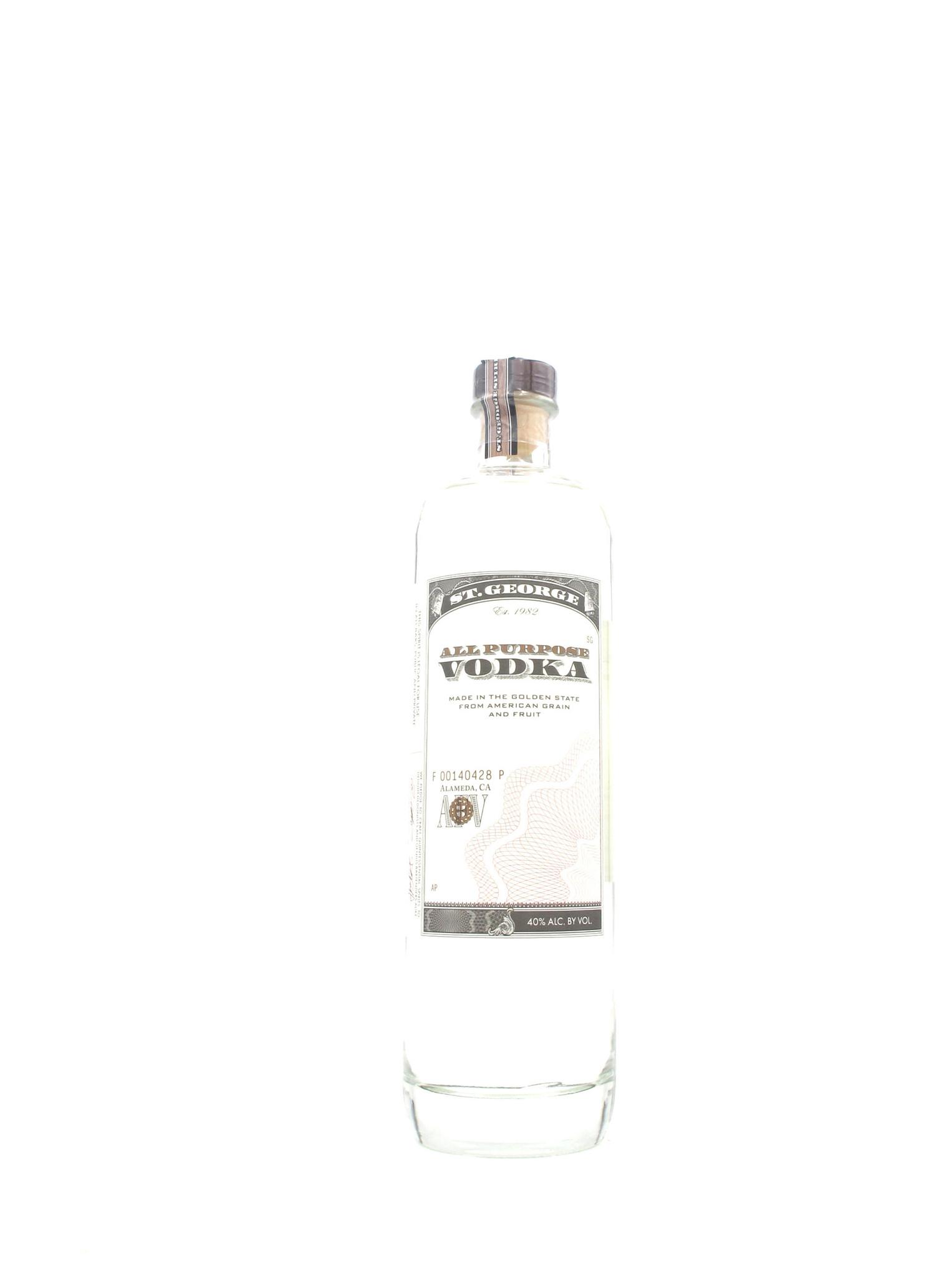 St. George Spirits St. George All Purpose Vodka 750mL