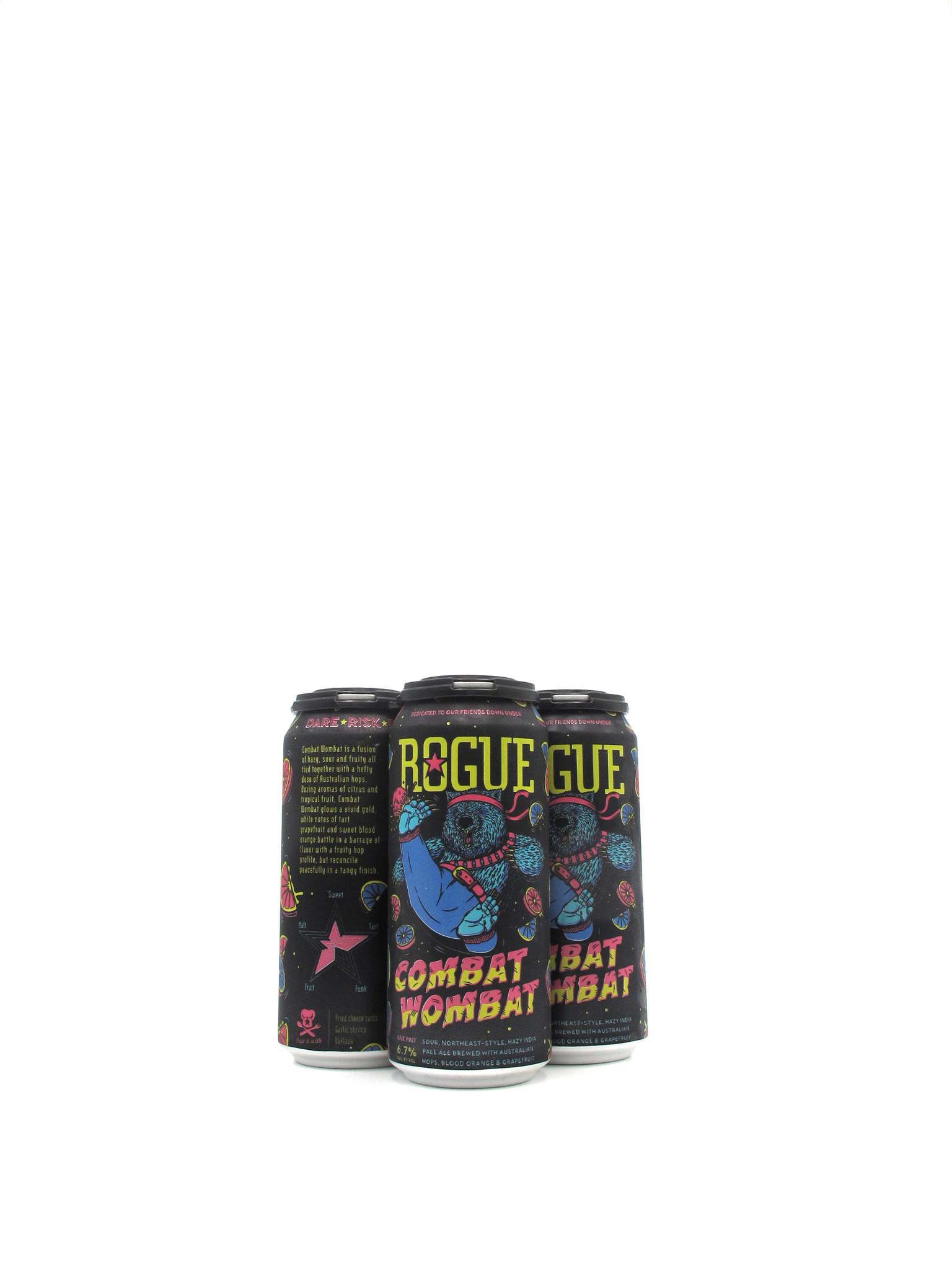 Rogue Brewing Rogue Brewing Combat Wombat 16oz 4pk
