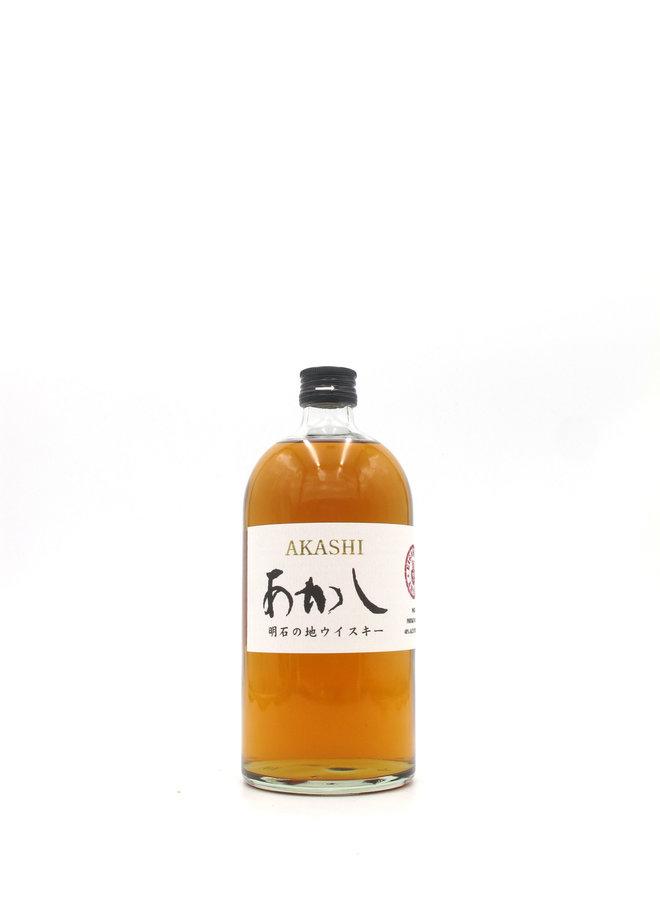 Akashi White Oak Japanese Whiskey 750ml