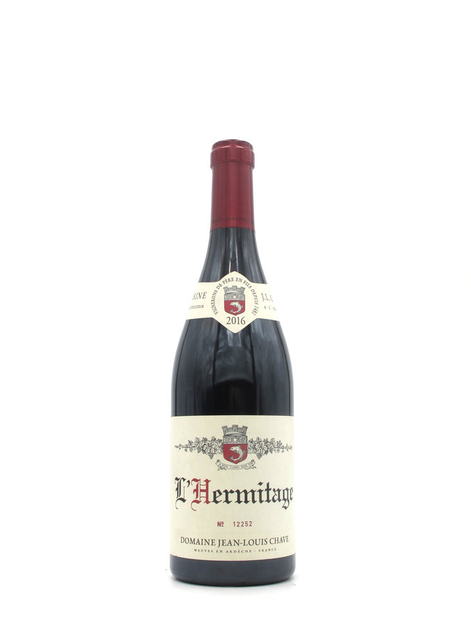 2016 J.L. Chave Hermitage Rouge 750mL