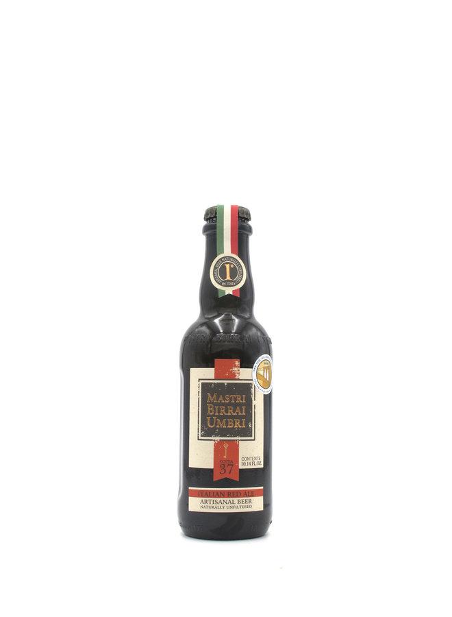 Mastri Birrai Umbri Red Ale 325mL