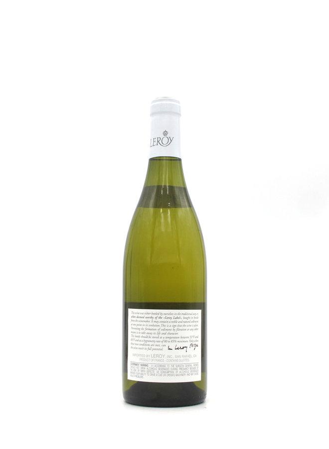 2017 Maison Leroy Bourgogne Blanc 750ml