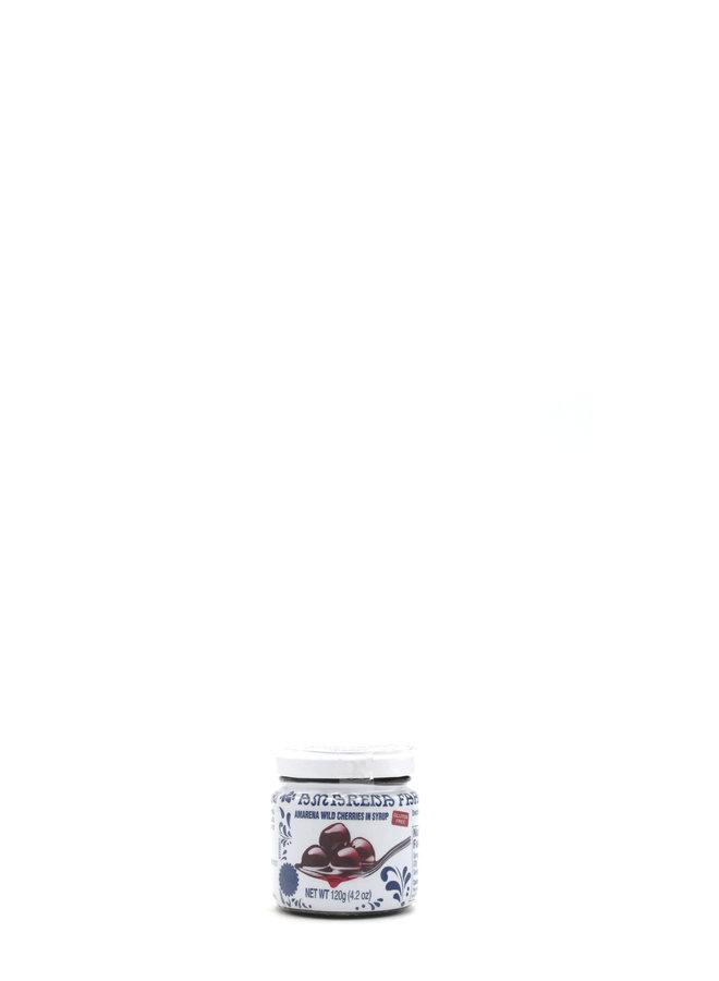 Amarena Wild Cherries in Syrup 4.2oz