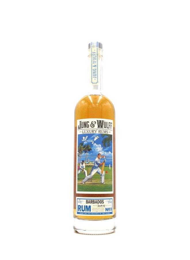 Jung & Wulff Rum Barbados 750mL