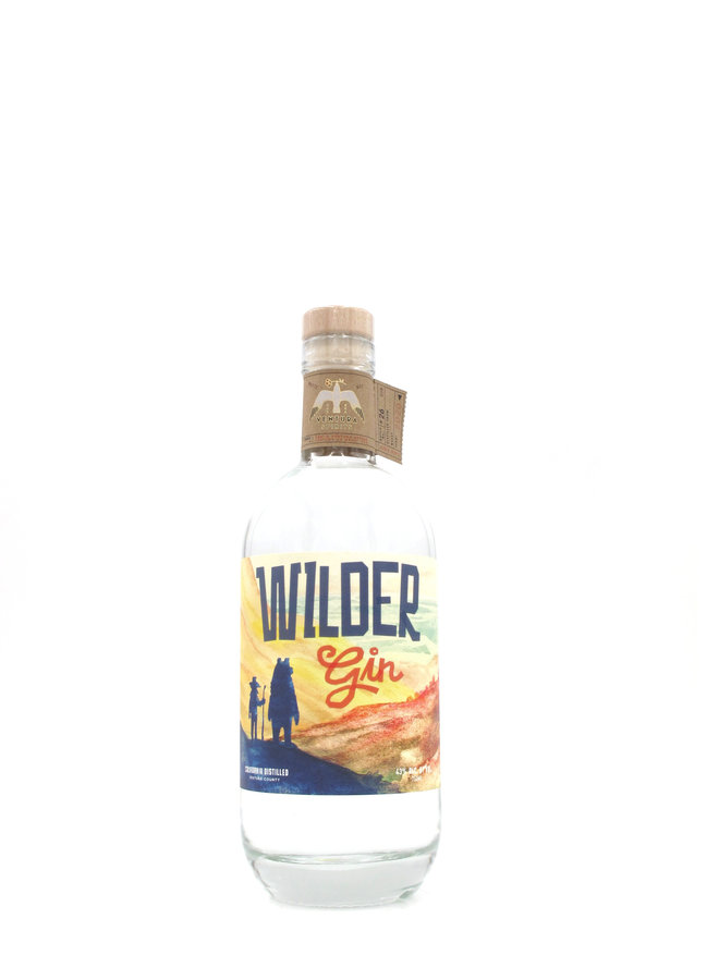 Ventura Spirits Wilder Gin 750mL