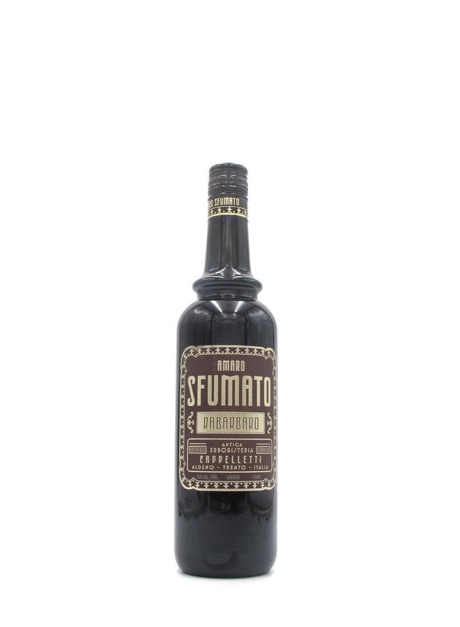 Cappelletti Amaro Sfumato Rabarbaro 750mL