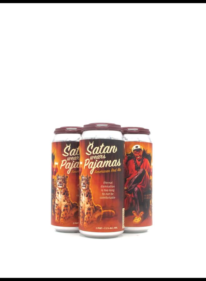 Paperback Brewing Co. Satan Wears Pajamas 16oz 4pk