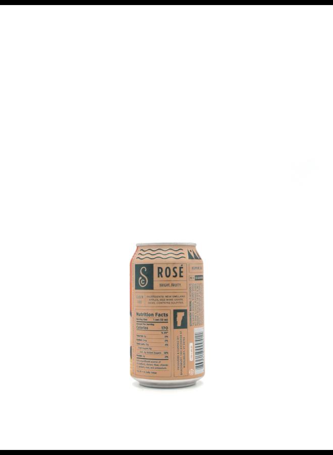 Shacksbury Rosé Cider 12oz