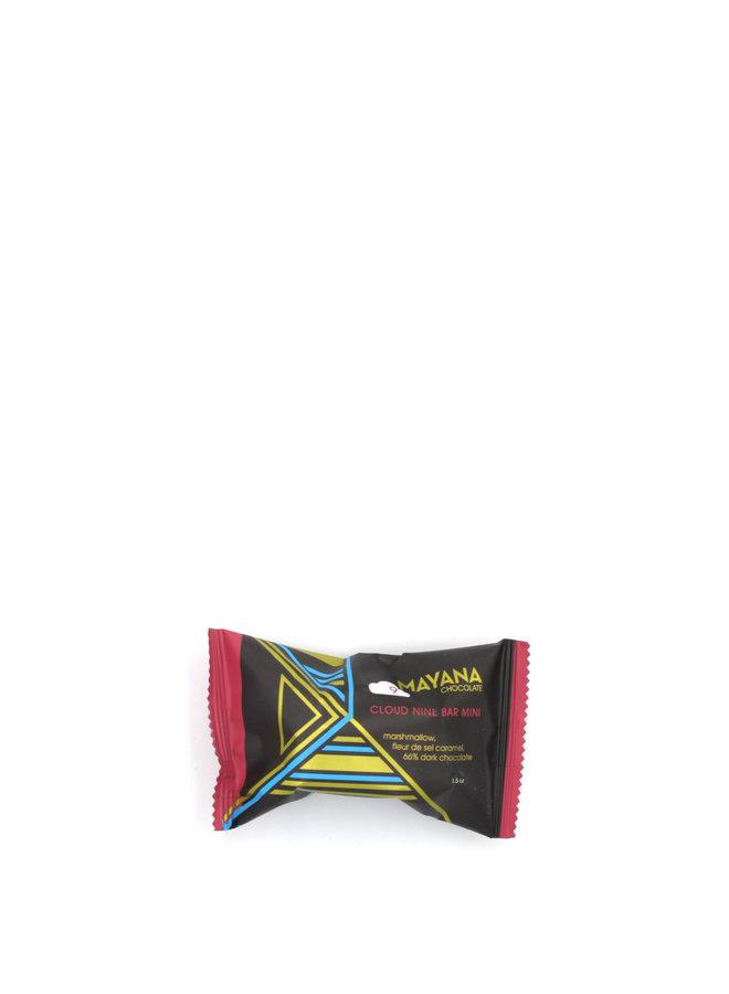 Mayana Chocolate Cloud Nine Mini Bar 1.5oz