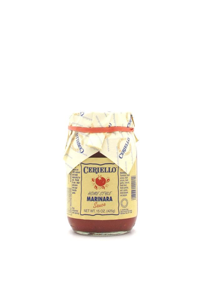 Ceriello Marinara Sauce 15oz
