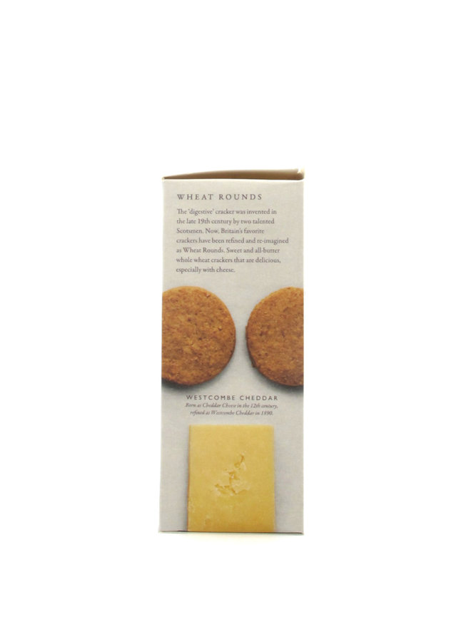 Fine Cheese Co. Wheat Rounds 5.3oz
