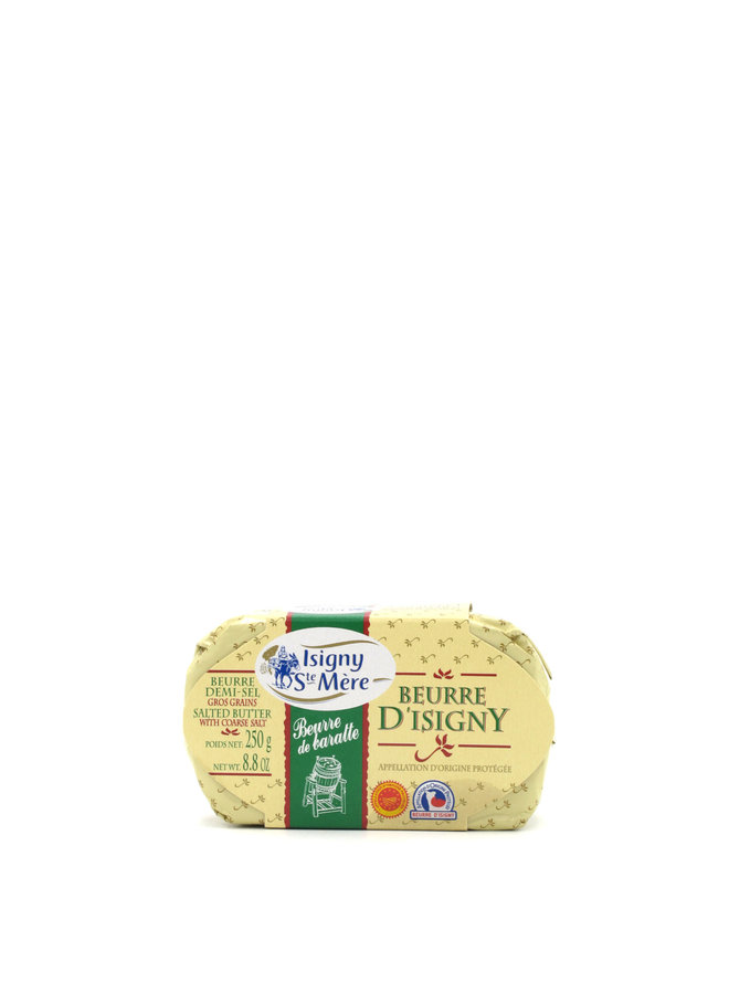 Beurre d'Isigny PDO Butter 250g