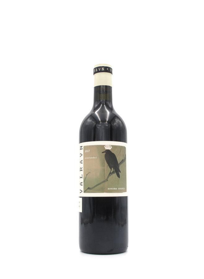 2018 Valravn Sonoma County Old Vine Zinfandel 750ml