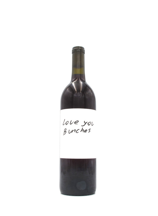 """2020 Stolpman Vineyards """"Love You Bunches"""" Carbonic Sangiovese 750ml"""