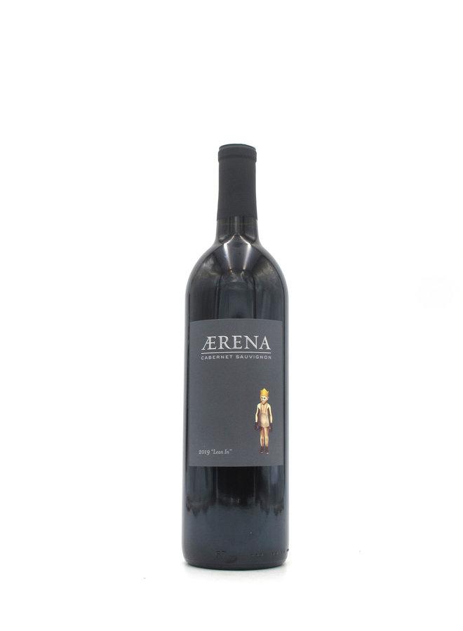 2019 Aerena Wines 'Lean In' Cabernet Sauvignon Red Lake County 750ml
