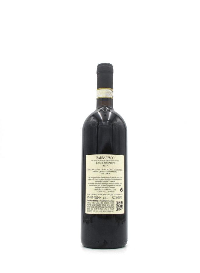 2015 Gianlugi Lano 'Rocche Massolupo' Barbaresco 750ml