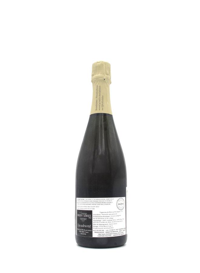 NV Mouzon-Leroux L'Incandescent Rosé de Saignée 750ml