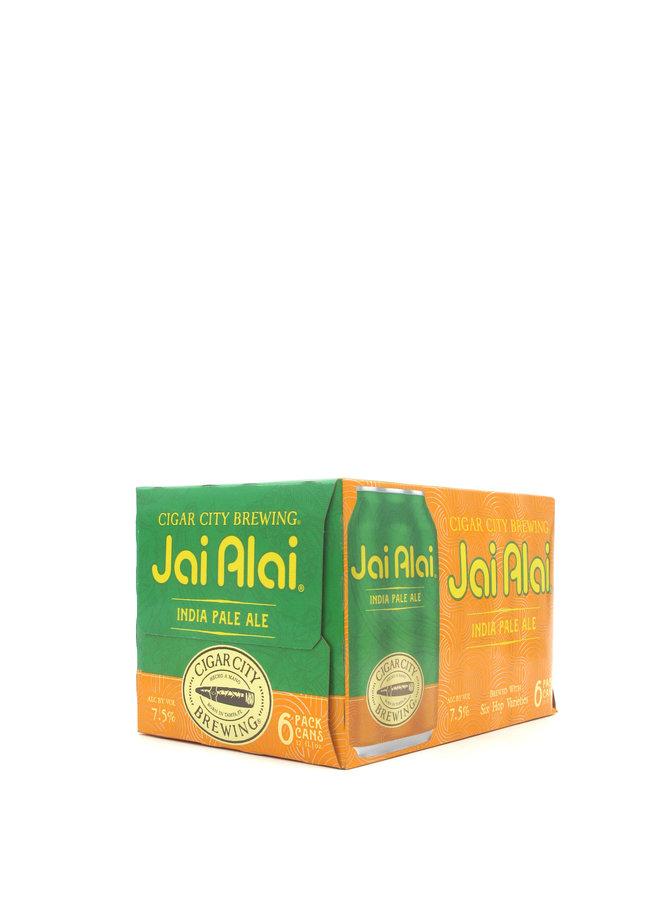 Cigar City Brewing Jai Alai IPA 12oz 6pk