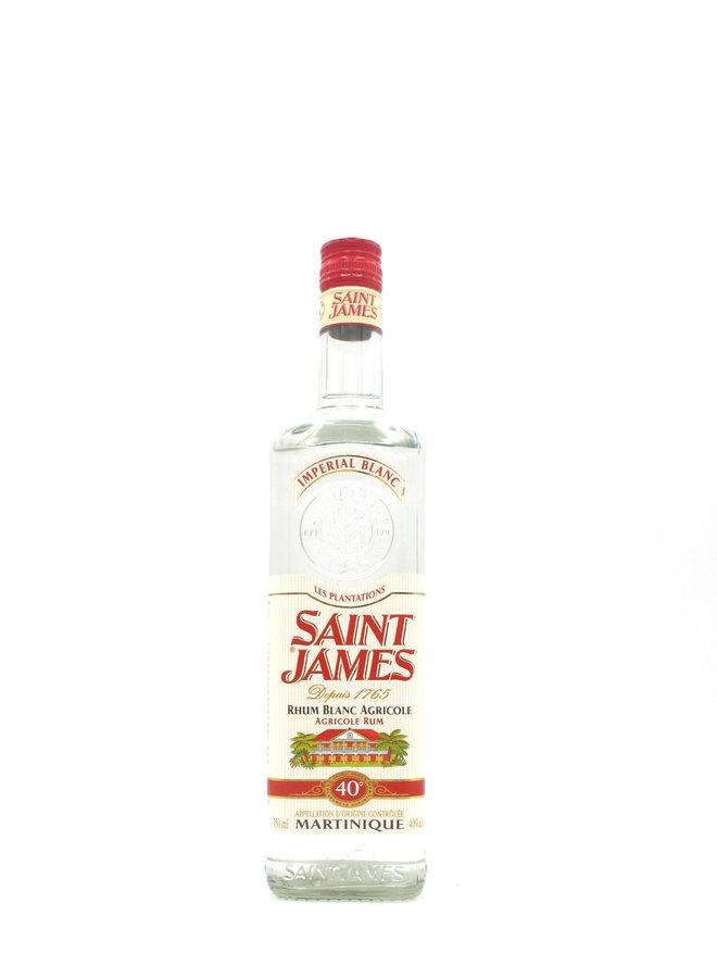 Saint James Rhum Agricole Blanc 750mL