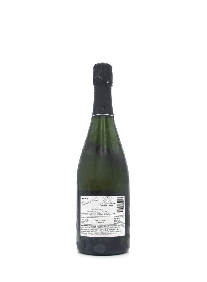 NV Hugues Godmé Rosé Brut Gran Cru Montagne de Reims 750ml