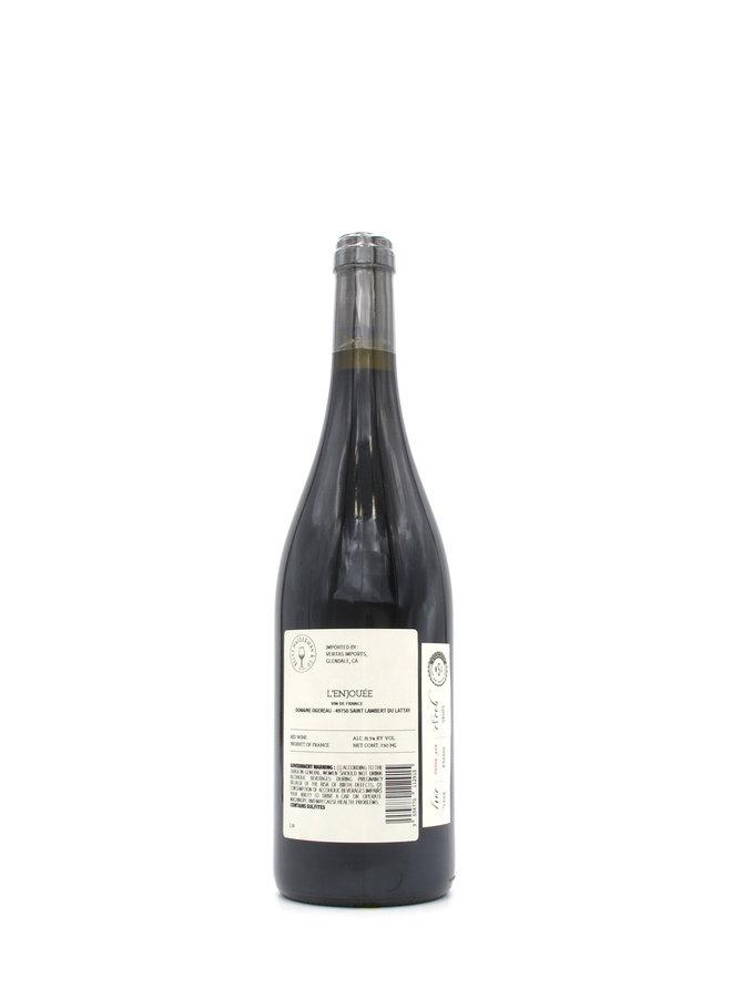 2019 Domaine Ogereau 'L'Enjouée' Anjou Rouge 750ml