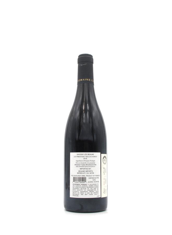 2018 Camus-Bruchon Savigny-les-Beaune Les Pimentiers 750ml