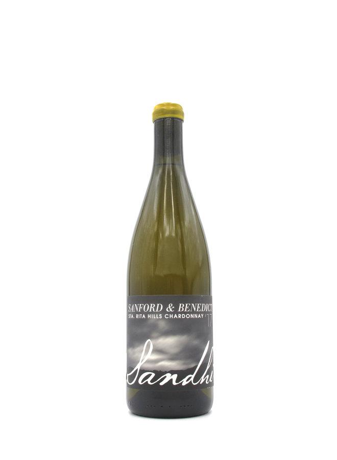 2017 Sandhi Sanford & Benedict Chardonnay 750ml