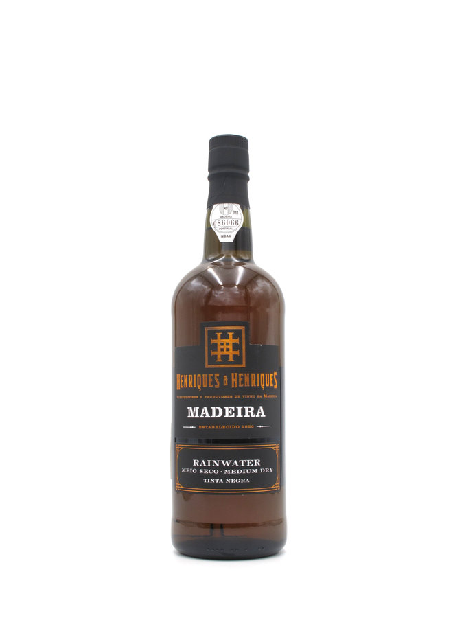 Henriques & Henriques Madeira Rainwater 750mL