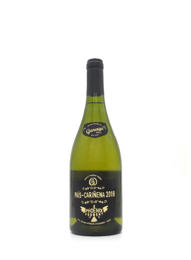 2018 Garage Wine Co. 'Phoenix' Single Ferment 750ml