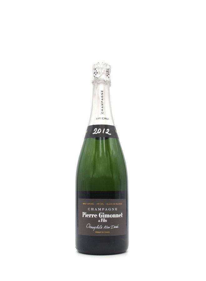 2012 Pierre Gimonnet et Fils 'Cuvée Oenophile' Extra Brut 750ml