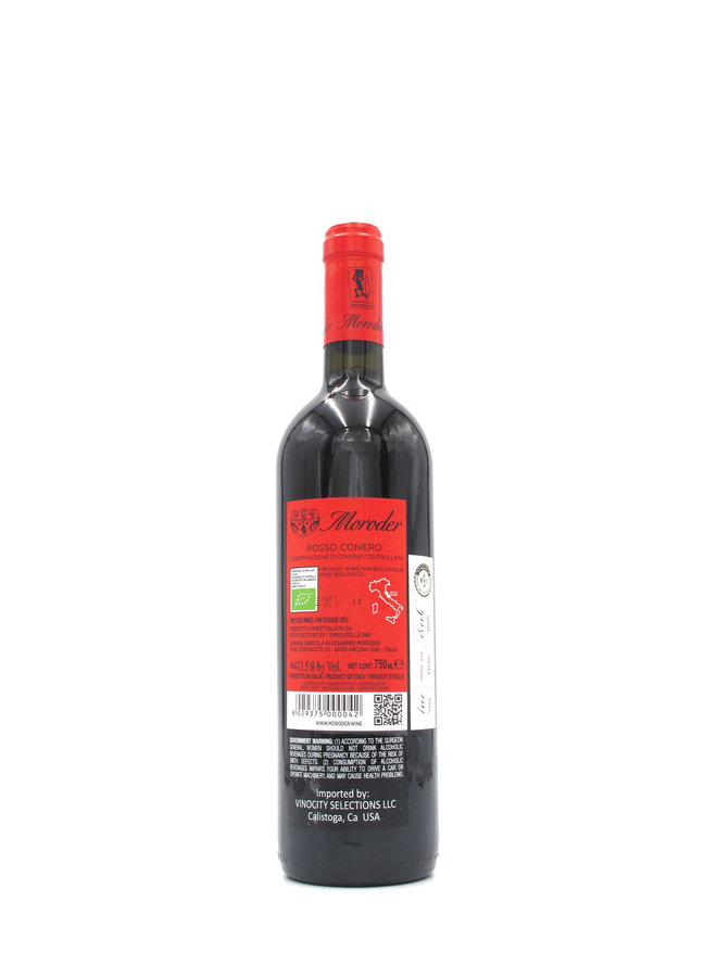 2016 Moroder 'Rosso Conero' 750ml
