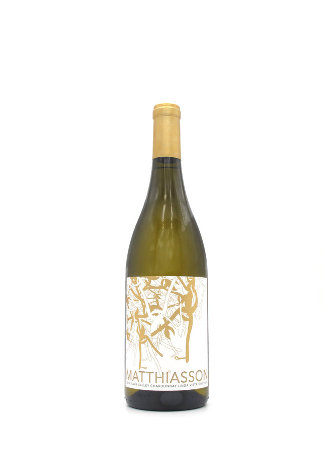 2018 Matthiason Chardonnay Linda Vista Vineyard 750mL